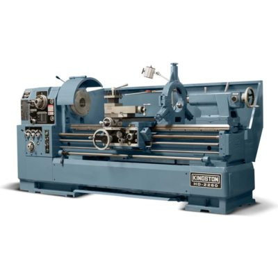 New Kingston Lathe Model HD