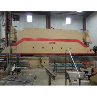 20′ x 400 Ton Used Cincinnati Press Brake Hydraulic