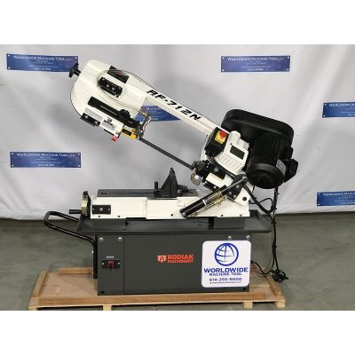 "7"" x 12"" New Kodiak Horizontal Band Saw for sale"