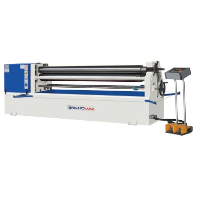 "6' x 1/4"" New Bendmak 3 Roll Initial Pinch Roll Model CYL-ST 140-15/6.0 for sale"