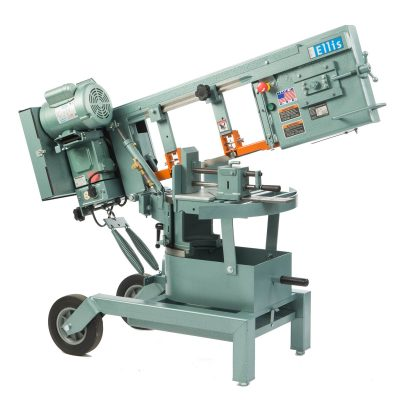 New Ellis Horizontal band saw for sale Model 1600 at Worldwide Machine Tool