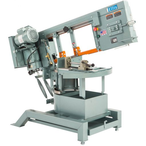 New Ellis horizontal band saw 1800 for sale at Worldwide Machine Tool