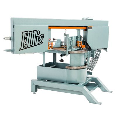 New Ellis 2000 horizontal band saw for sale at Worldwide Machine Tool