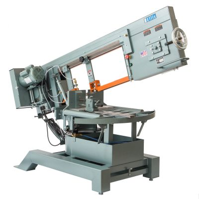 New Ellis 4000 horizontal bandsaw for sale at Worldwide Machine Tool