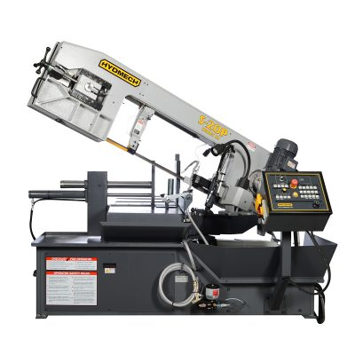 New Hyd-Mech S-20p horizontal bandsaw for sale at Worldwide Machine Tool