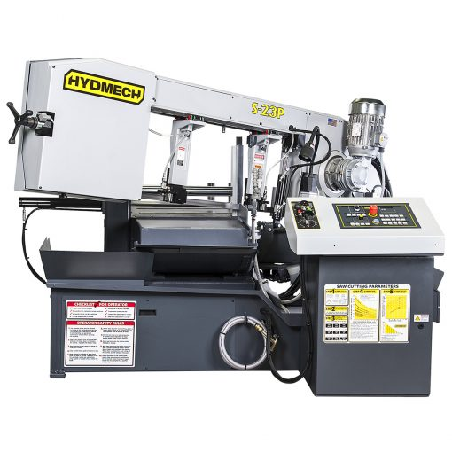 New Hyd-Mech S-23P horizontal bandsaw for sale