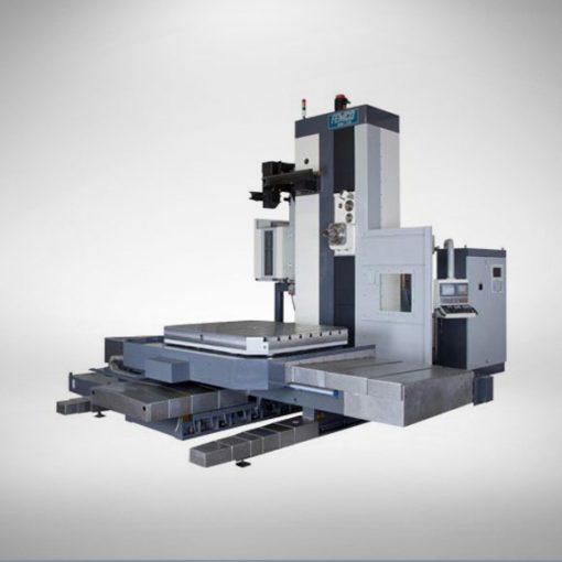 New Femco CNC Horizontal Boring Mill BMC-110R2