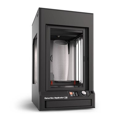 New Makerbot Replicator Model Z-18 3D Printing Machine for sale at Worldwide Machine Tool