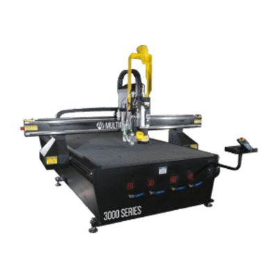 Multicam 3000 Series 3 Axis CNC Router