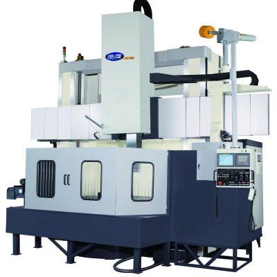 """106.3"""" New Femco CNC Vertical Lathe Model VL-25M for sale"""