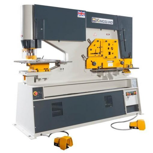 New Kingsland Ironworker for sale Multi-station at Worldwide Machine Tool