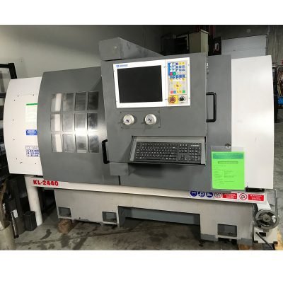Used Atrump CNC lathe for sale at Worldwide Machine Tool