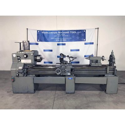 Used LeBlond Lathe Model Regal for sale at Worldwide Machine Tool