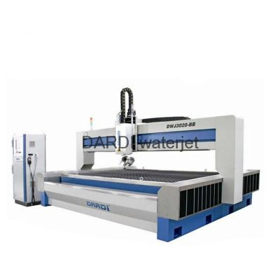 Ward Dardi CNC Waterjet System Model B-6