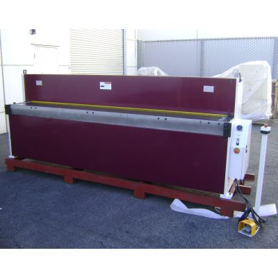 new hydraulic shear for sale at Worldwide Machine Tool call 614-255-9000