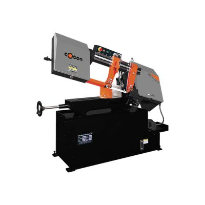 New Cosen horizontal band saw for sale MH-1016JA at Worldwide Machine Tool