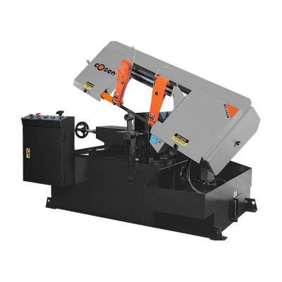 New Cosen horizontal band saw for sale MH-460M at Worldwide Machine Tool