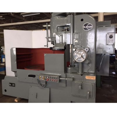 "36"" Used Blanchard Rotary Surface Grinder Model 20D-36 for sale"