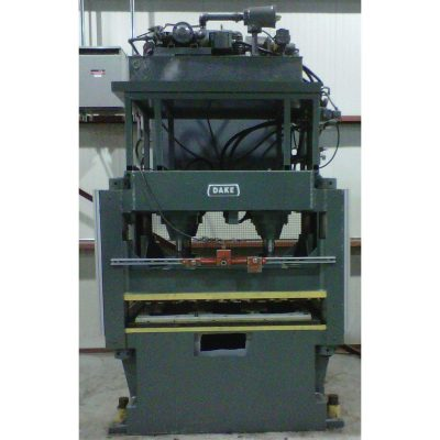 Dake 4 Post Hydraulic Press Model 27249