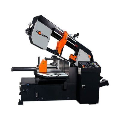New Cosen horizontal band saw for sale C-510mnc at Worldwide Machine Tool