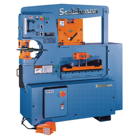 Scotchman Ironworker Model 6509-24M for sale