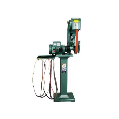 Burr King Belt Grinder Model 760