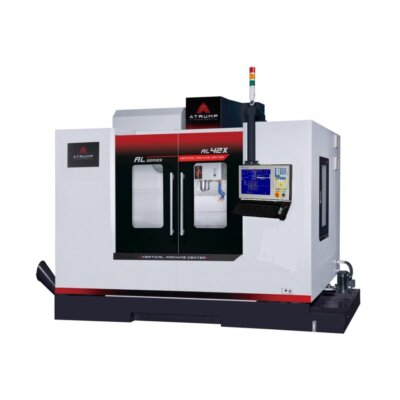 Atrump AL42X CNC VMC for sale at Worldwide Machine Tool