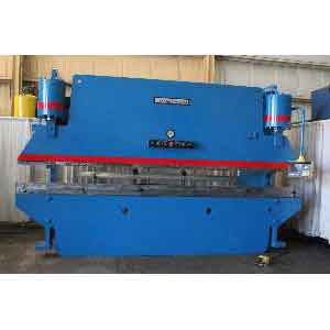 Used Niagra Press brake for sale