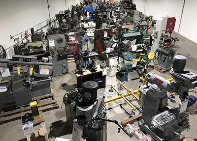 Worldwide Machine Tool Warehouse