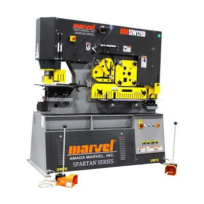 New Marvel Ironworker MSIW126D for sale