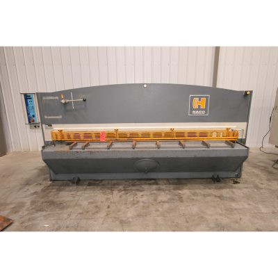 Used Haco Atlantic Shear For Sale at Worldwide Machine Tool