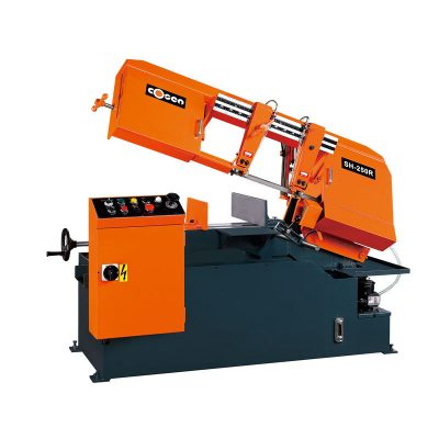 "9"" x 11.8"" New Cosen Horizontal Band Saw Model SH-250R for sale"