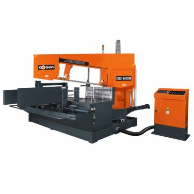 "16"" x 31"" New Cosen Horizontal Band Saw Model CNC-800DM"