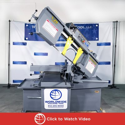 Hyd-Mech Horizontal Band Saw Model S-20 for sale