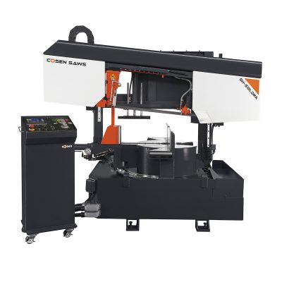 "13"" x 20"" New Cosen Horizontal Band Saw Model SH-510LDM for sale"