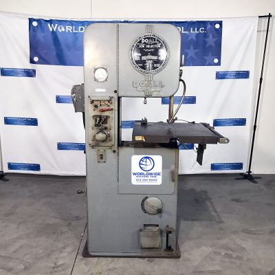 Used DoAll Vertical Band Saw Model ML for sale