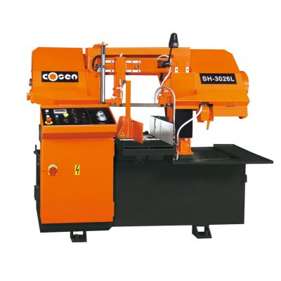 Cosen Horizontal Bandsaw Model SH-3026L for sale