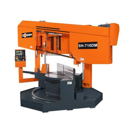 "16.5"" x 28"" New Cosen Horizontal Band Saw Model SH-710LDM for sale"