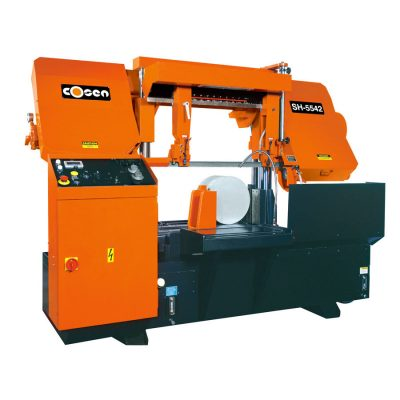 New Cosen Horizontal Bandsaw Model SH-5542 for sale