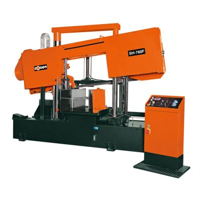 New Cosen Horizontal Bandsaw Model SH-760F for sale