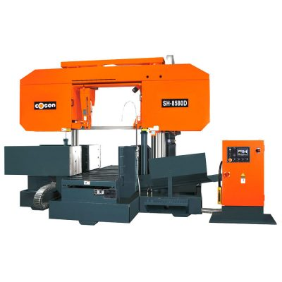 "31.5"" x 33.5"" New Cosen Horizontal Bandsaw Model SH-8580D for sale"