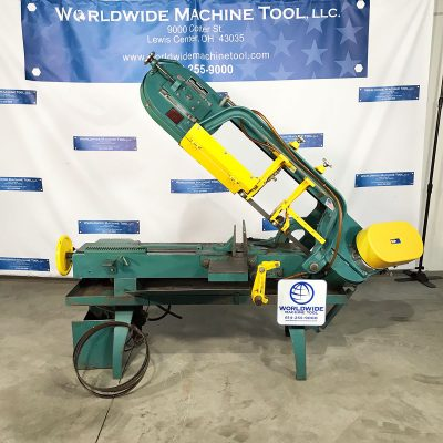 "10"" x 16"" Used Wellsaw Horizontal Band Saw Model 850W for sale"