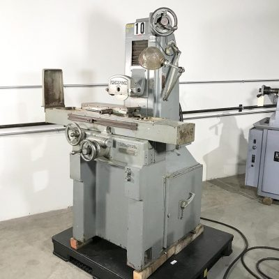 """6"""" x 18"""" Used Thompson Surface Grinder Model 618 for sale at Worldwide Machine Tool"""