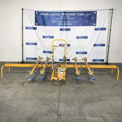 500 lb Used Anver Powered Vacuum Lifter for sale