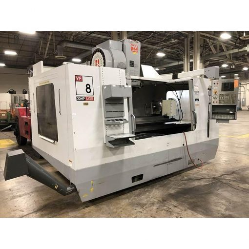 Used Haas for sale at Worldwide Machine Tool