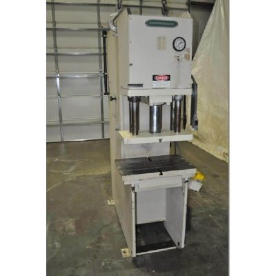 Used Greenerd Hydraulic Press for sale at Worldwide Machine Tool