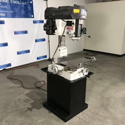 Used Magna Mill Drill for sale at Worldwide Machine Tool