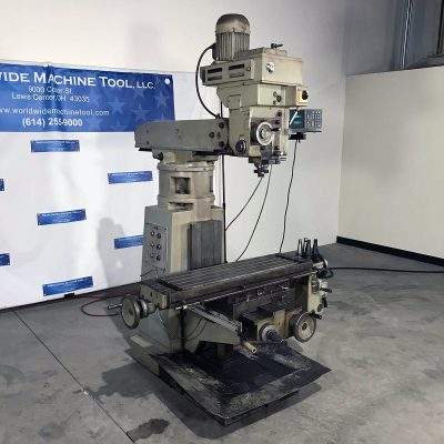 Used Prvomajska Vertical Mill for sale at Worldwide Machine Tool