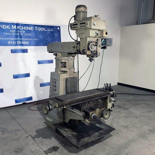 Used Prvomajska Vertical Mill for sale at Worldwide Machine Tool