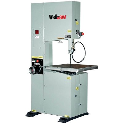 New Wellsaw Vertical Bandsaw for sale at Worldwide Machine Tool